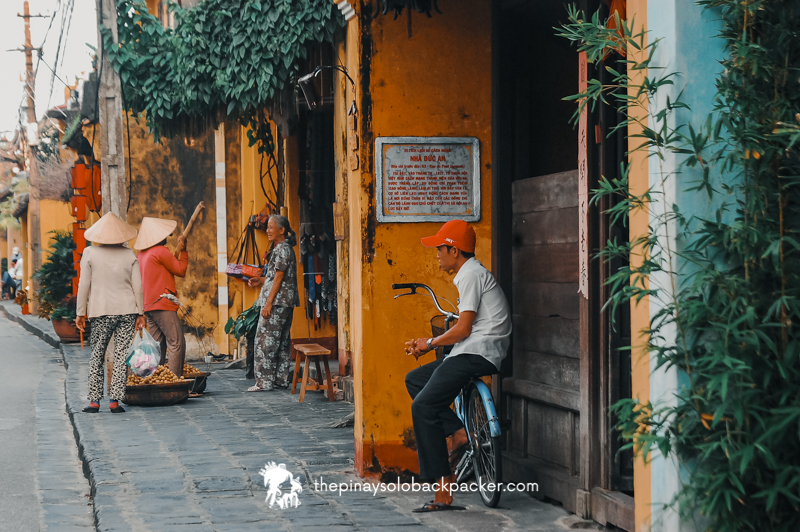 HOI AN itinerary - old town