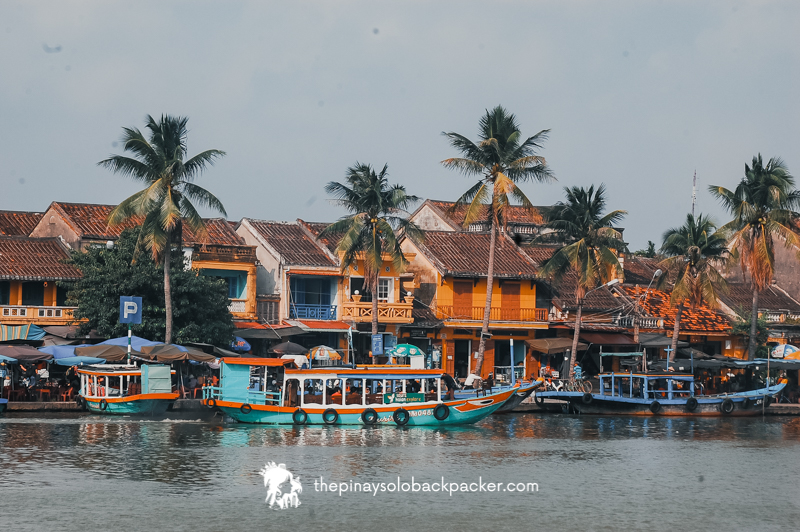 HOI AN itinerary - town