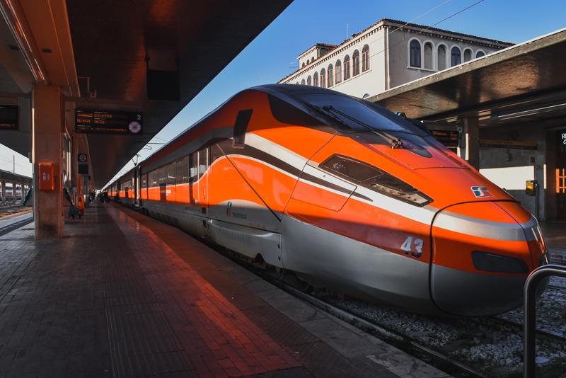 Florence Itinerary - Train