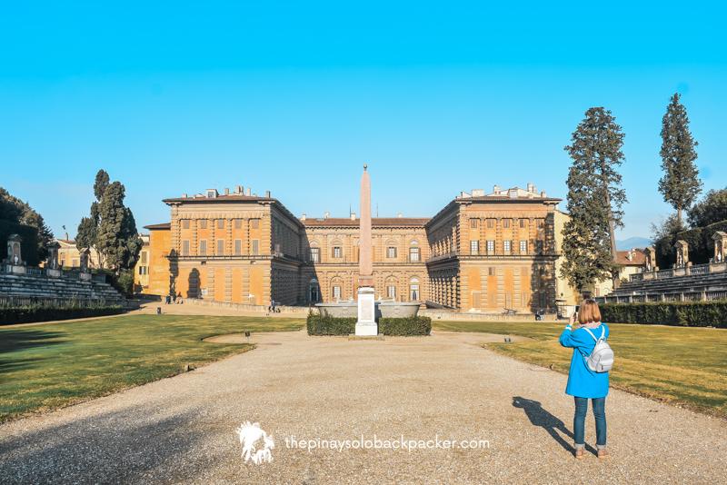 Florence Itinerary - tourist spot