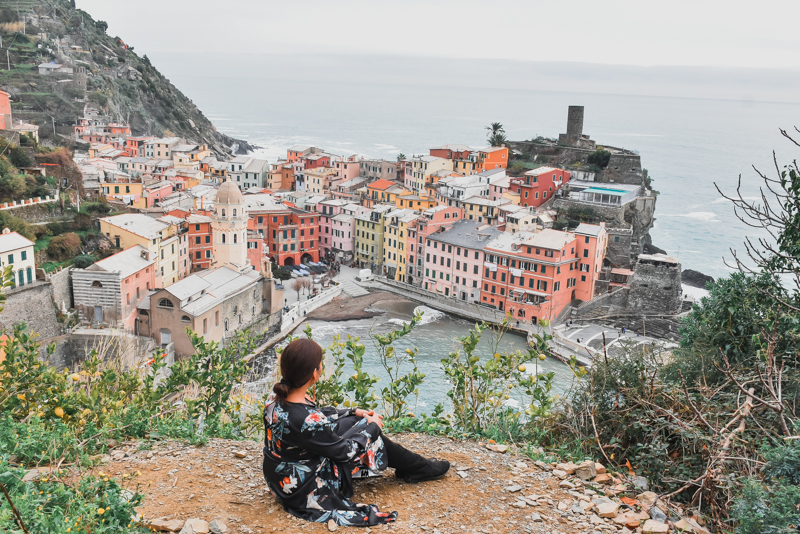 Florence Side Trip - Cinque Terre