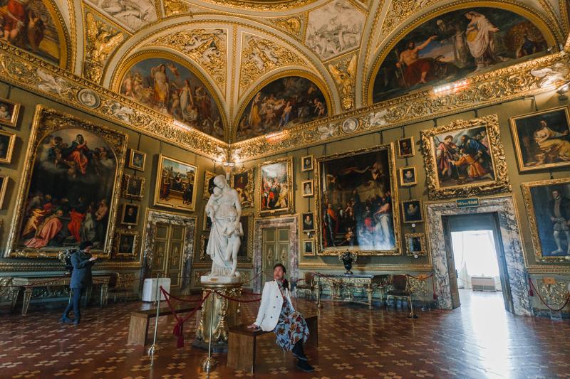 Florence Itinerary - Pitti Palace