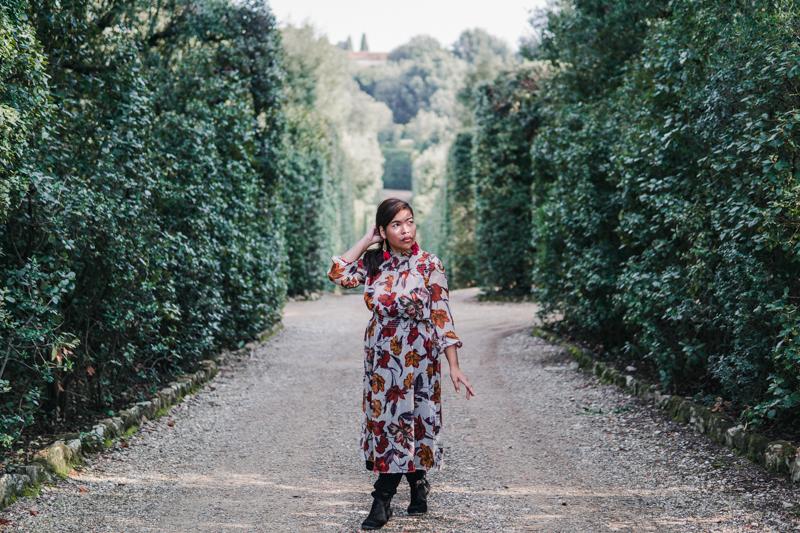 Florence Itinerary - Boboli Garden