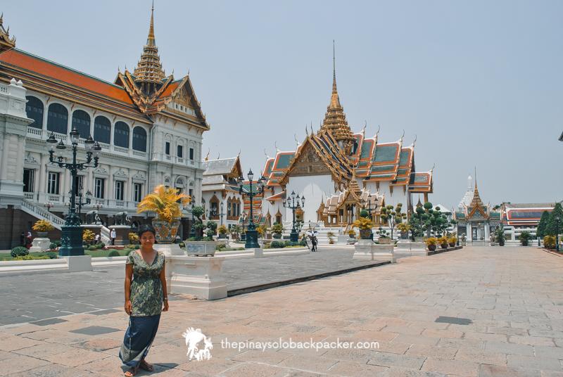 bangkok itinerary - bangkok temples
