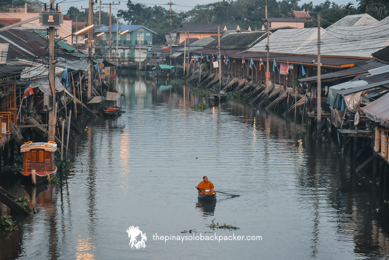 bangkok itinerary - amphawa