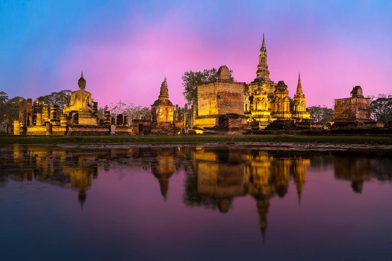 bangkok itinerary - ayutthaya
