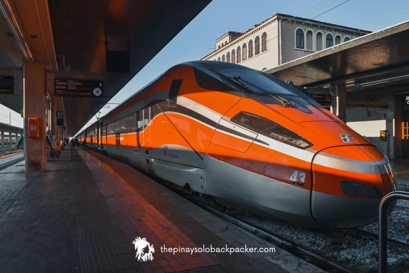 venice train