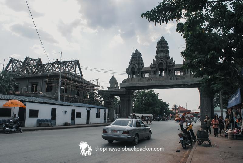 bangkok to siem reap - Poipet