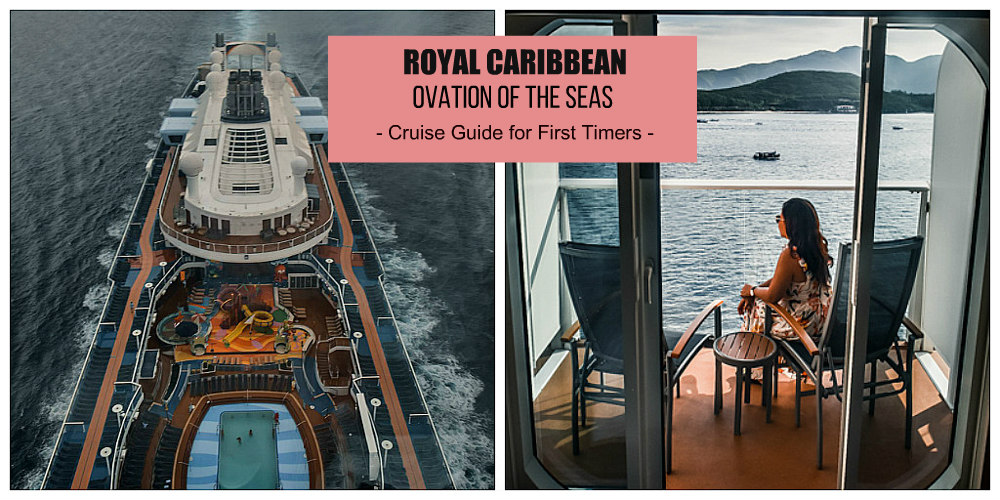 ROYAL CARIBBEAN OVATION OF THE SEAS: Cruise Guide for First Timers