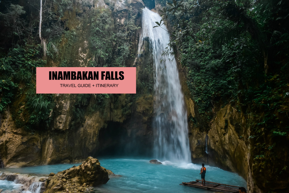 INAMBAKAN FALLS: TRAVEL GUIDE ( ITINERARY + BUDGET)