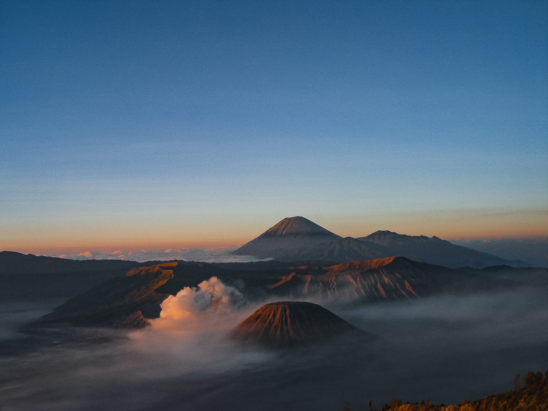mt.bromo itinerary