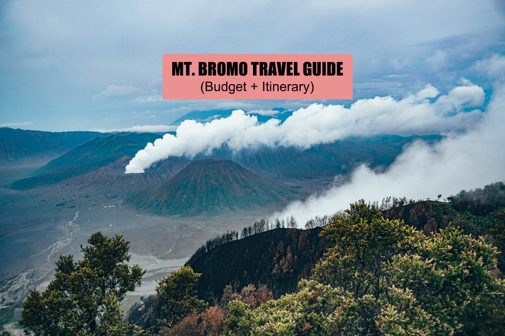 MT. BROMO TRAVEL GUIDE (ITINERARY + BUDGET)
