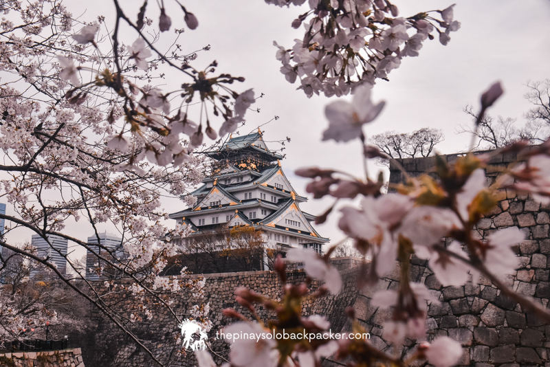 OSAKA TRAVEL GUIDE - OSAKA CASTLE