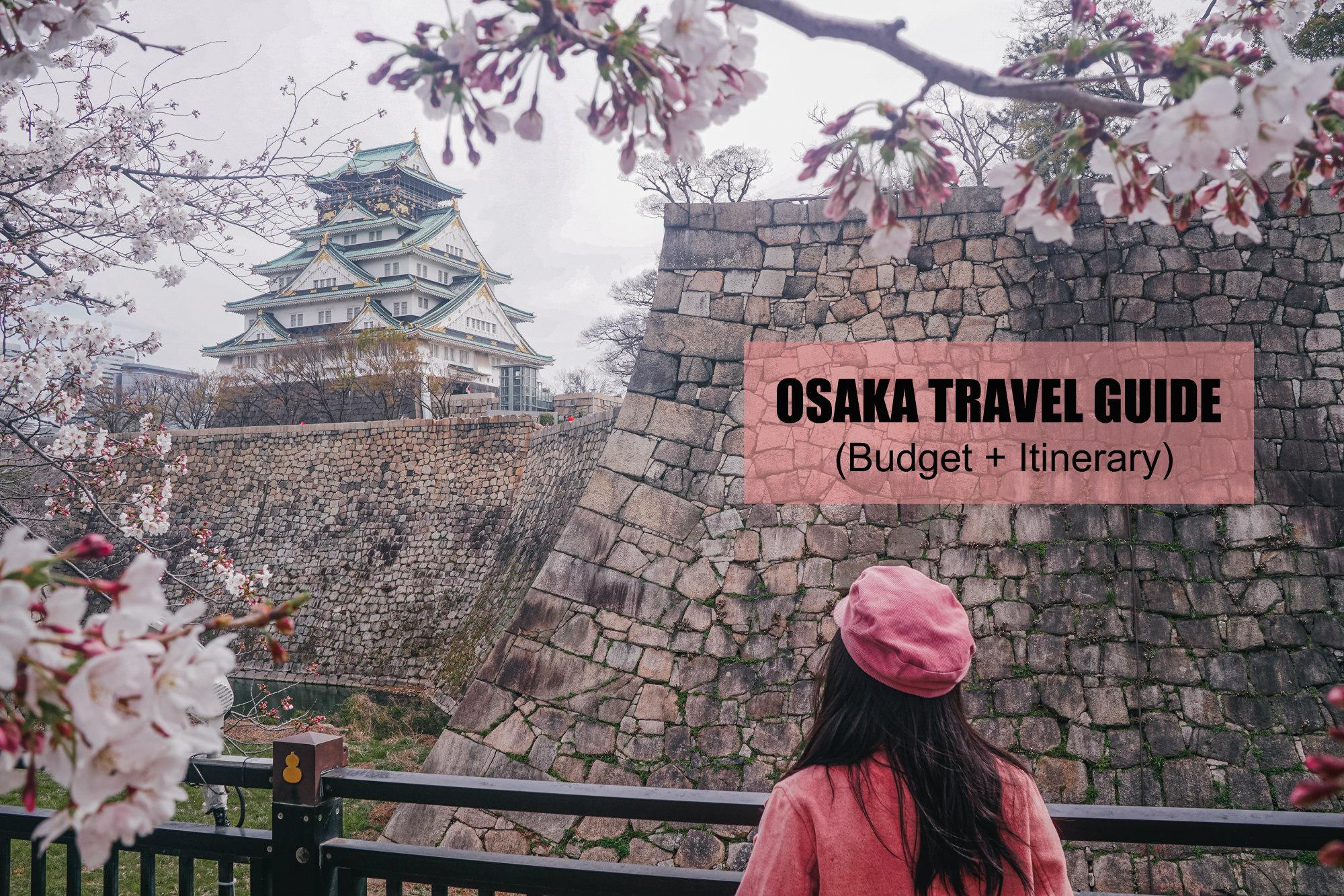 Osaka Subway Map T Shirt.Osaka Travel Guide 2019 Budget Itinerary The Pinay Solo
