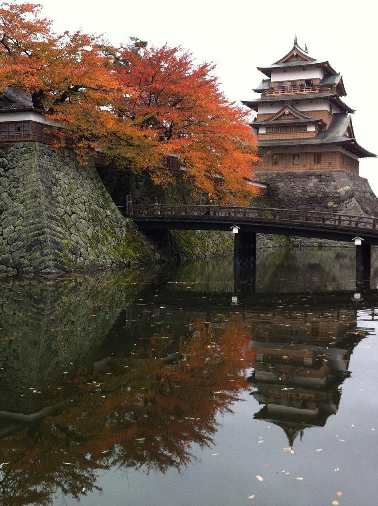 Suwa Nagano castle