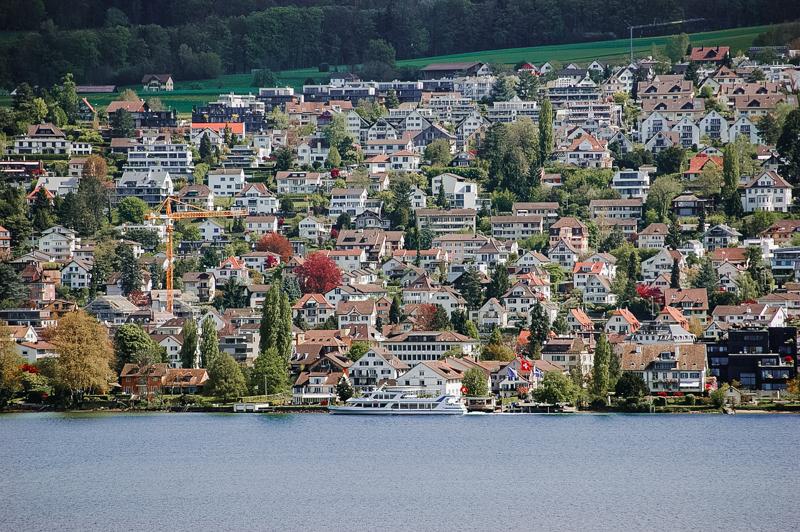 ZURICH TOURIST SPOTS - LAKE ZURICH