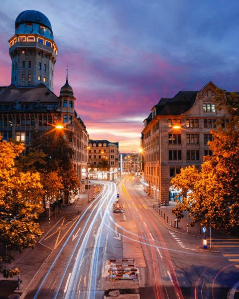 Zurich tourist spots