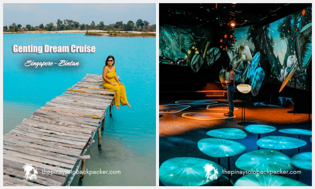 GENTING DREAM: Singapore – Bintan Cruise Itinerary