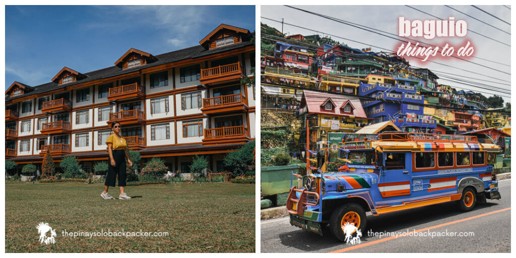 TOP 30 BAGUIO TOURIST SPOTS