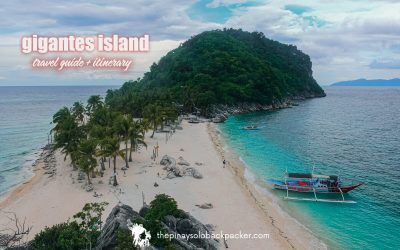GIGANTES ISLAND TRAVEL GUIDE + ITINERARY