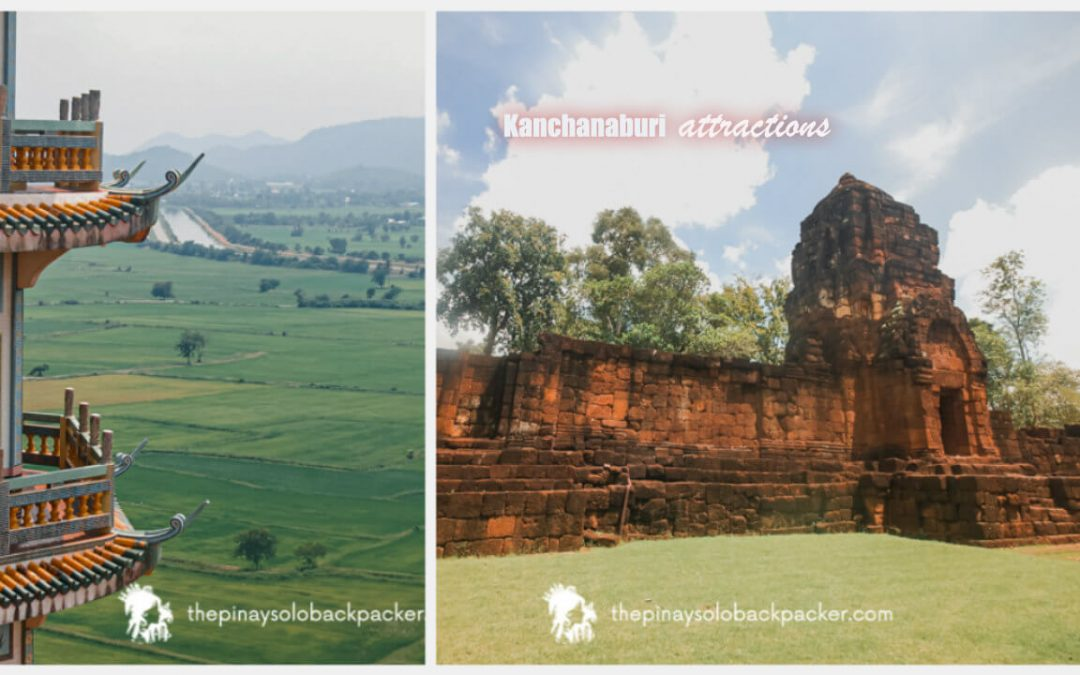 2020 KANCHANABURI TOURIST ATTRACTIONS + THINGS TO DO