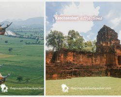KANCHANABURI TOURIST SPOTS