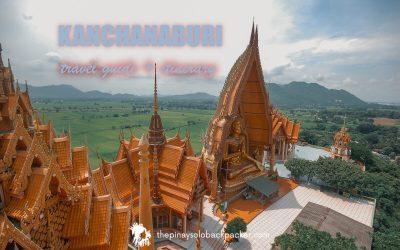 2020 KANCHANABURI TRAVEL GUIDE (ITINERARY + BUDGET) BLOG